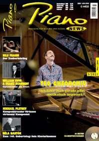 Zeitschriften: PIANONews - Magazin für Klavier & Flügel (Heft 3/2021), ZEI