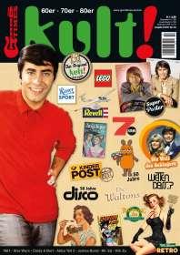 Zeitschriften: kult! 24 (by GoodTimes) 60er ° 70er ° 80er, ZEI