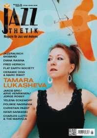 Zeitschriften: Jazzthetik - Magazin für Jazz und Anderes Mai/Juni 2021, ZEI