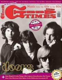 Zeitschriften: GoodTimes - Music from the 60s to the 80s Juni/Juli 2021, ZEI