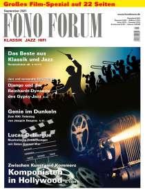 Zeitschriften: FonoForum September 2021, ZEI