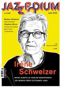 Zeitschriften: JazzPodium 08-09/2021, ZEI