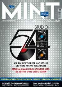 Zeitschriften: MINT - Magazin für Vinyl-Kultur No. 46, ZEI