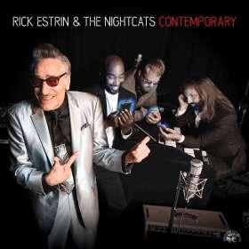 Rick Estrin: Contemporary, CD