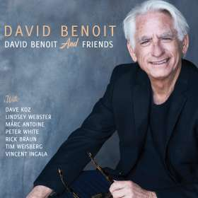 David Benoit (geb. 1953): David Benoit And Friends, CD