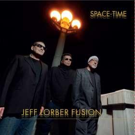 Jeff Lorber (geb. 1952): Space Time, CD