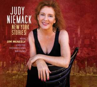 Judy Niemack (geb. 1954): New York Stories, CD