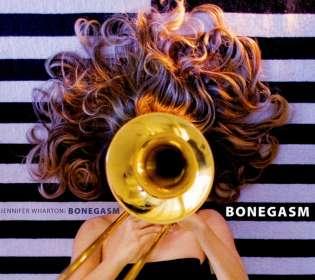 Jennifer Wharton: Bonegasm, CD