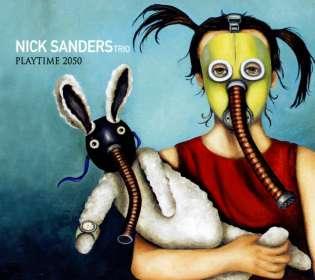 Nick Sanders (Piano): Playtime 2050, CD