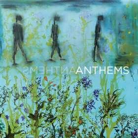 Caroline Davis & Rob Clearfield: Anthems, CD