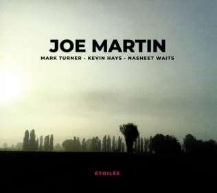 Joe Martin: Etoilee, CD