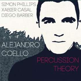Alejandro Coello: Percussion Theory, CD
