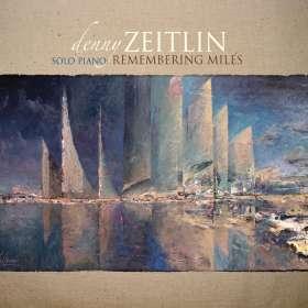 Denny Zeitlin (geb. 1938): Remembering Miles, CD