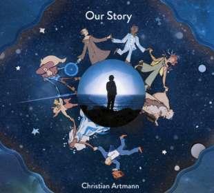 Christian Artmann: Our Story, CD