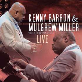 Kenny Barron & Mulgrew Miller: The Art Of The Duo - Live, CD