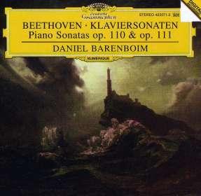 Ludwig van Beethoven (1770-1827): Klaviersonaten Nr.31 & 32, CD