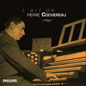 L'Art de Pierre Cochereau - An den Orgeln von Notre-Dame de Paris (Exklusiv für jpc), CD
