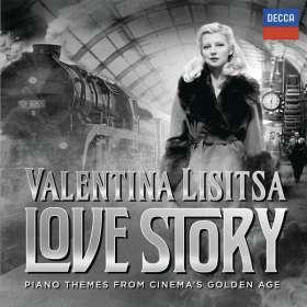 Valentina Lisitsa - Love Story, CD