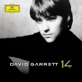 David Garrett - 14, CD