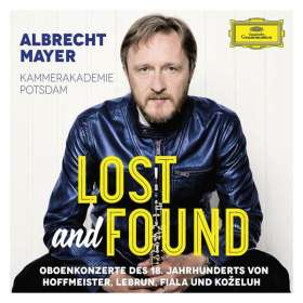 Albrecht Mayer - Lost and Found, CD