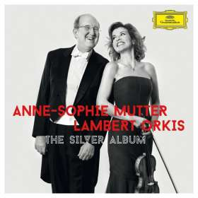 Anne-Sophie Mutter & Lambert Orkis - The Silver Album, 2 CDs