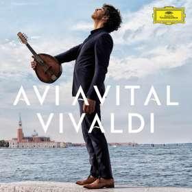 Antonio Vivaldi (1678-1741): Mandolinenkonzerte, CD