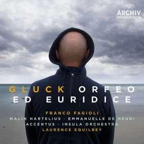 Christoph Willibald Gluck (1714-1787): Orfeo ed Euridice (Italienische Originalfassung, Wien 1762), 3 CDs
