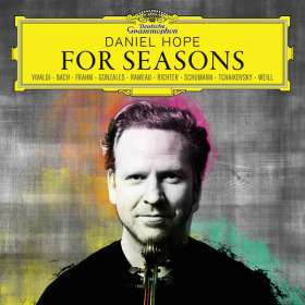 Daniel Hope - For Seasons, CD