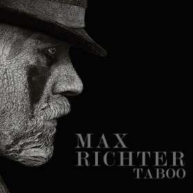 Max Richter (geb. 1966): Taboo (Filmmusik) (180g), LP