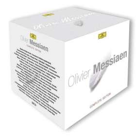 Olivier Messiaen (1908-1992): Olivier Messiaen - Complete Edition (DGG), CD