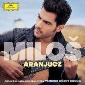 Milos - Aranjuez, CD