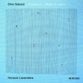 Dino Saluzzi (geb. 1935): Imagenes, CD