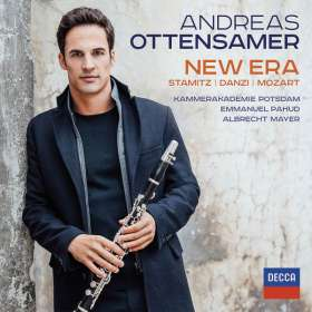 Andreas Ottensamer - New Era, CD