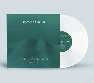 Ludovico Einaudi (geb. 1955): Seven Days Walking - Day 7 (Werke für Klavier) (180g), LP