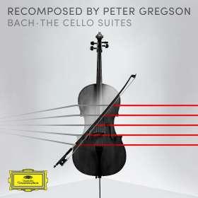 Johann Sebastian Bach (1685-1750): Cellosuiten BWV 1007-1012 (Recomposed) (180g), 3 LPs