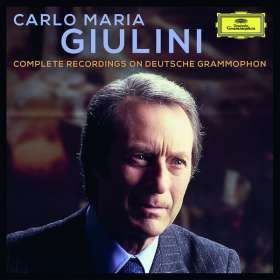 Carlo Maria Giulini - Complete Recordings on Deutsche Grammophon, 42 CDs