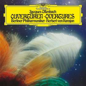 Jacques Offenbach (1819-1880): Ouvertüren (180g), LP