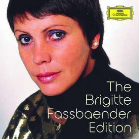 Brigitte Fassbaender DGG Edition, CD