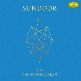 Dustin O'Halloran (geb. 1971): Sundoor 196 Hz für Klavier (180g), LP