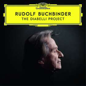 Rudolf Buchbinder - The Diabelli Project, CD