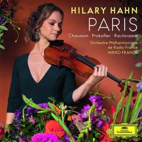 Hilary Hahn - Paris, CD