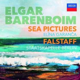 Edward Elgar (1857-1934): Sea Pictures op.37, CD