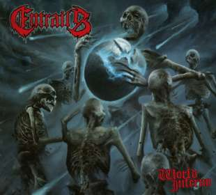 Entrails: World Inferno (Limited-Edition), CD