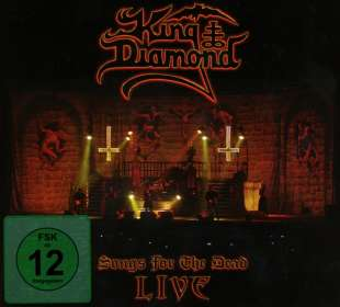 King Diamond: Songs For The Dead Live, CD