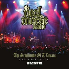 Neal Morse: The Similitude Of A Dream - Live In Tilburg 2017, 2 CDs
