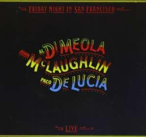 Paco de Lucia, Al Di Meola & John McLaughlin, Diverse