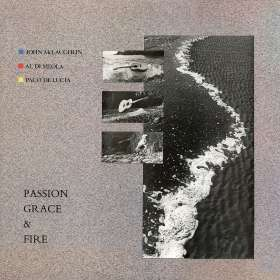 Paco de Lucia, Al Di Meola & John McLaughlin: Passion, Grace & Fire, CD