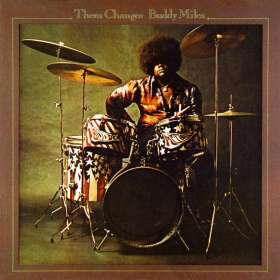 Buddy Miles: Them Changes, CD