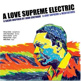 A Love Supreme Electric: A Love Supreme & Meditations, CD