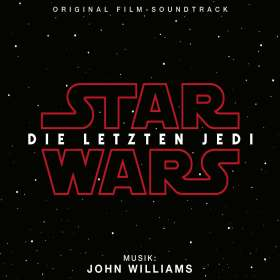 John Williams: Star Wars: Die letzten Jedi (OST), CD